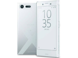 Capa MADE FOR XPERIA Crystal Sony Xperia XZ1 Branco — Compatibilidade: Sony Xperia XZ1