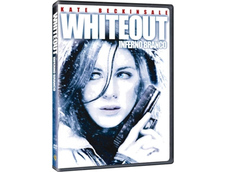 DVD Whiteout - Inferno Branco — De: Dominic Sena; Com: Kate Beckinsale, Gabriel Macht, Tom Skerritt