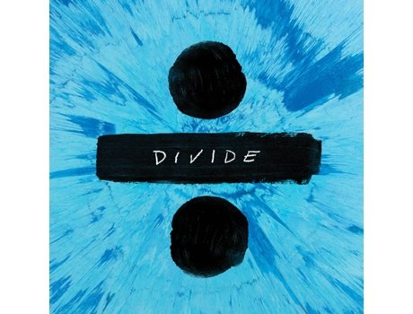 CD Ed Sheeran - Divide (Deluxe Edition) — Pop-Rock