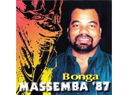CD Bonga-Massemba 87 — Música do Mundo