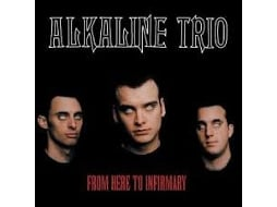 CD Alkaline Trio - From Here To Infirmary