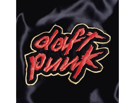 Vinil Daft Punk - Homework — Pop-Rock