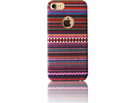 Capa VAMVAM Colores iPhone 7, 8 — Compatibilidade: iPhone 6, 6s, 7 ,8