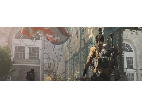 Consola Xbox One S + Jogo Tom Clancy's The Division 2 (1 TB - M18)