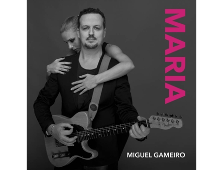 CD Miguel Gameiro - Maria — Pop-Rock