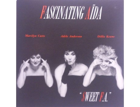 CD Fascinating Aïda - Sweet F.A.
