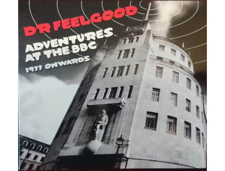 CD Dr. Feelgood - Adventures At The BBC - 1977 Onwards