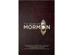 Livro The Book of Mormon Script Book de Trey Parker