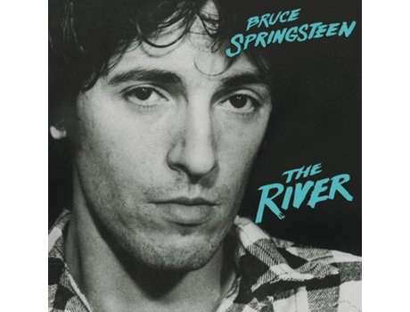 CD  bruce springsteen the river. 2015 revised art & master — Pop-Rock
