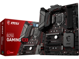 Motherboard MSI B250 GAMING M3 KABYLAKE — LGA1151 | Intel® B250