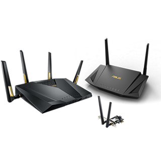 Routers Asus