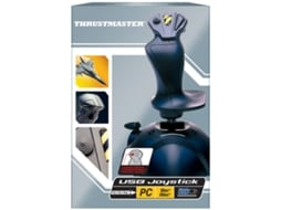 Joystick THRUSTMASTER Thrusmaster Usb (Pc/Mac) (PC e MacBook - USB) — USB  | Azul
