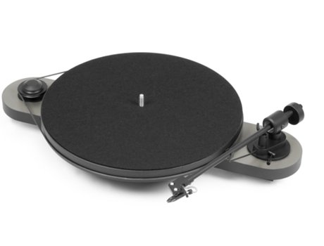 Gira-Discos PRO-JECT Elemental S/B — Manual | Velocidade: 33/45 rpm