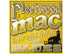 CD Fleetwood Mac - Preaching The Blues - Live In Concert 1971