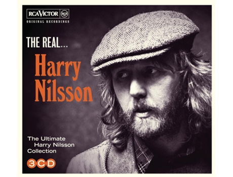 CD Harry Nilsson - The Real... Harry Nilsson — Pop-Rock