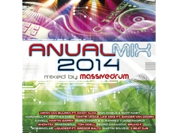 CD Anual Mix 2014 - Mixed By Massivedrum — House / Electrónica