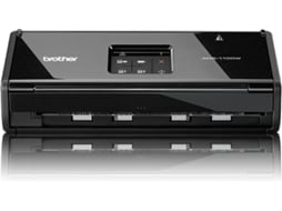 Scanner Portátil BROTHER ADS1100W — Scanner Portátil