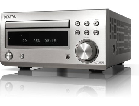 Leitor CD DENON RCD-M41 SP — 70W