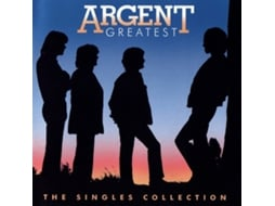 CD Argent - Greatest: The Singles Collection