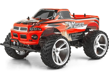 Carro Telecomandado NINCO Racers Masher Monster — Escala: 1:10