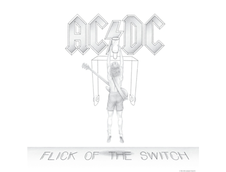 Vinil AC/DC Flick of The Switch — Metal/Hard