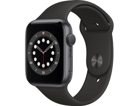 Apple Watch Series 6 44Mm Cinza Sideral   [7256449 ]