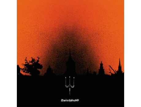 Vinil Switchblade  - Switchblade