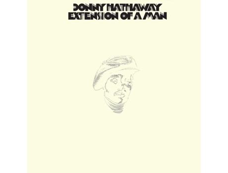 Vinil Donny Hathaway - Extension Of A Man — Metal / Hard