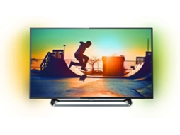 TV LED 4K Ultra HD 50'' PHILIPS 50PUS6262 — 4K Ultra HD
