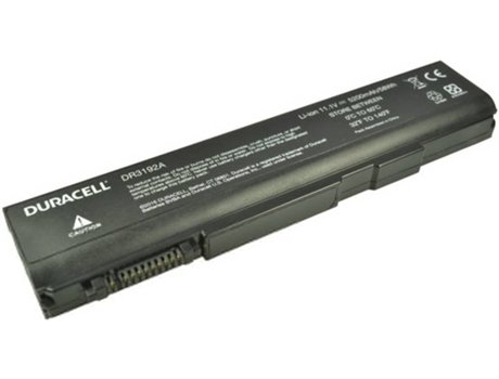 Bateria DURACELL DR3192A — Compatibilidade: DR3192A