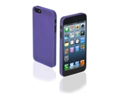 Capa SBS Extra Slim Apple iPhone 5, 5s, SE Roxo — Compatibilidade: iPhone 5, 5s, SE