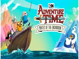 Jogo Nintendo Switch Adventure Time: Pirates of Enchiridion — Ação/Aventura | Idade mínima recomendada: 7
