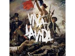 CD Coldplay - Viva La Vida — Pop-Rock