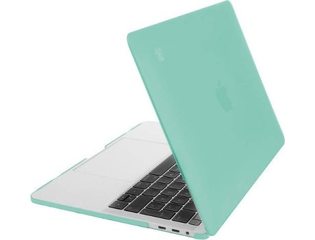 Capa ARTWIZZ Rubber MacBook Pro 13'' 2016 Verde Claro — Compatibilidade: MacBook Pro 13''