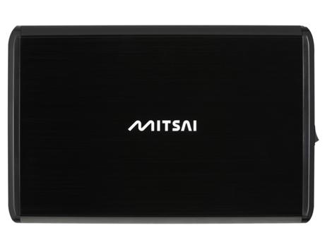 Caixa HDD 3.5'' MITSAI D500 SATA USB 2.0 | [6327071 ]