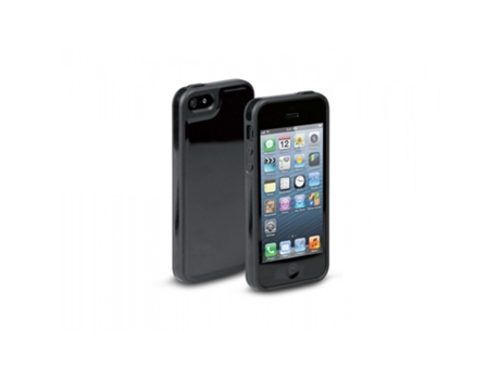Capa SBS Fusion iPhone 5, 5s, SE Preto — Compatibilidade: iPhone 5, 5s, SE