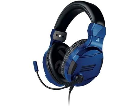 Auscultadores Gaming Bigben Stereo V3 para PS4 - Azul