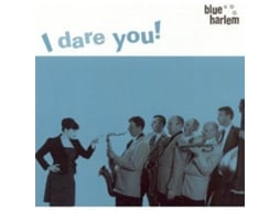 CD Blue Harlem - I Dare You