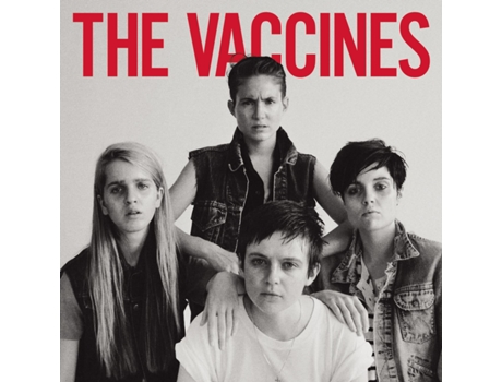 CD The Vaccines - Come of Age — Pop-Rock