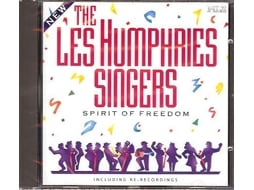 CD The Les Humphries Singers - Spirit Of Freedom