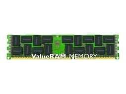 Memória RAM DDR3 16GB 1600 MHz ECC Registered CL11 DR x4 w/TS — 16 GB / 1600 MHz / DDR3