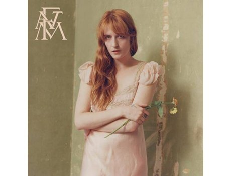 Vinil LP Florence + The Machine - High as Hope (LP Colorido) — Pop-Rock