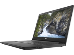 Portátil 15.6'' DELL Vostro 3578 i5  SSD 256GB Preto — Intel Core i5-8250U | 8 GB | Intel Core