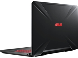 Portátil 15.6'' ASUS FX504GE-78CT5PB2 — Intel Core i7-8750H | 8 GB | 1 TB HDD | NVIDIA GeForce GTX 1050 Ti