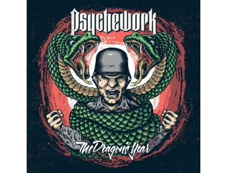 CD Psychework - The Dragon's Year