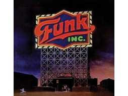 Vinil LP Funk, Inc - Funk, Inc. — Pop-Rock