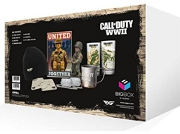Caixa Presente CALL OF DUTY WW2 (Big Box) — Caixa Presente
