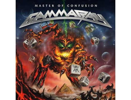 CD Gamma Ray - Master Of Confusion