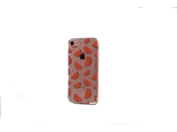 Capa KUNFT Watermelon iPhone 7, 8 — Compatibilidade: iPhone 7, 8