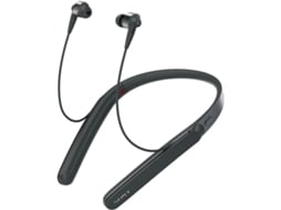 Auriculares Bluetooth SONY WI1000XB (In Ear - Microfone - Noise Canceling - Preto) — In Ear | Microfone | Noise Cancelling | Atende chamadas